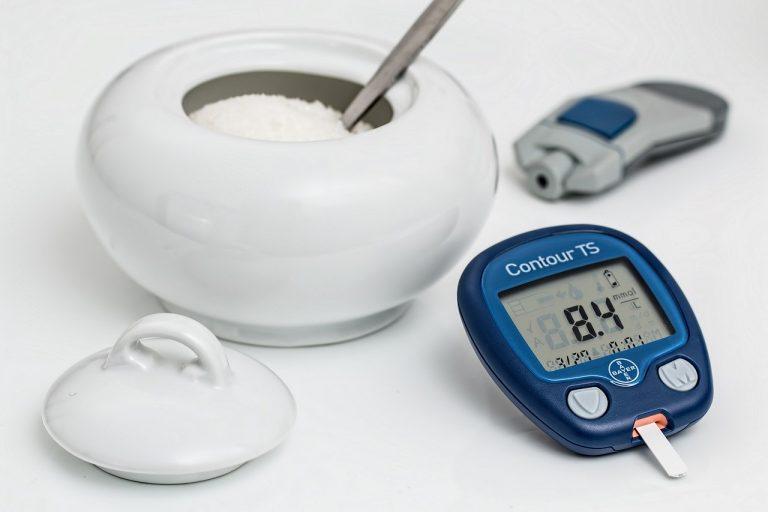 suiker in voeding vermijden