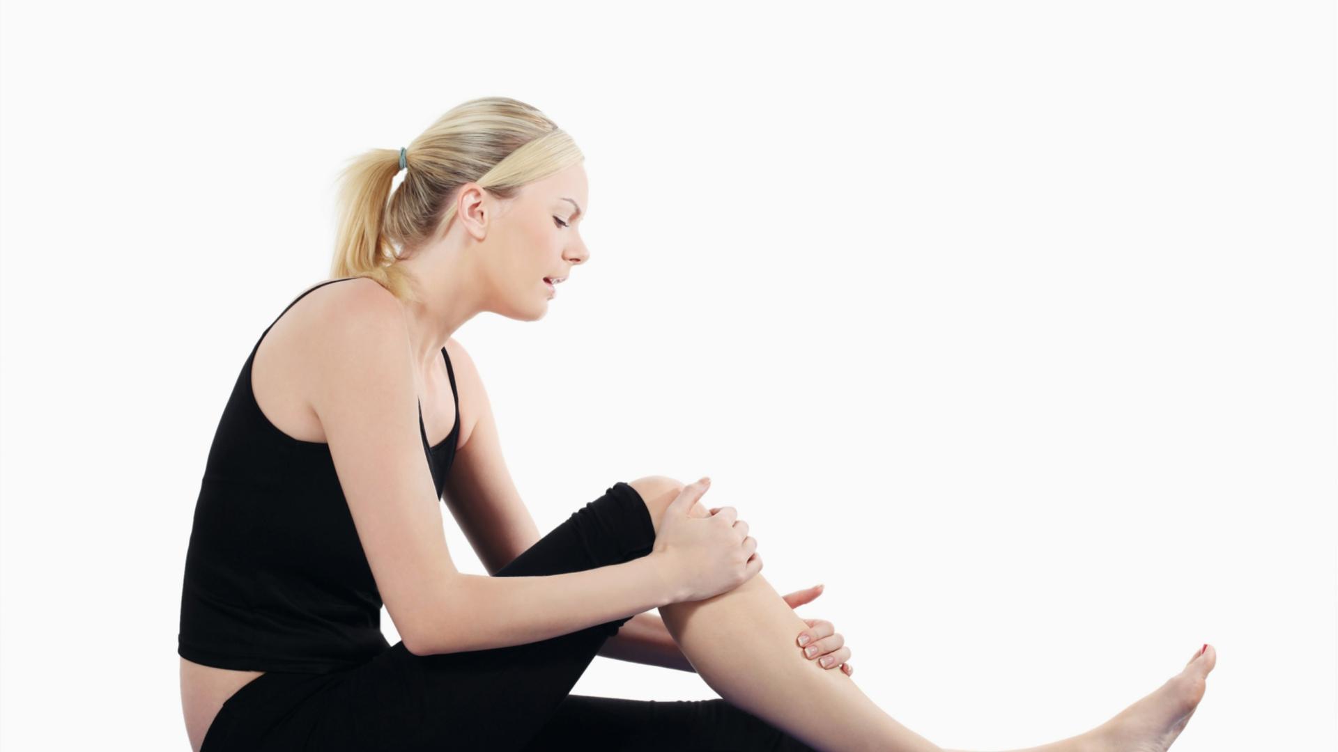 Pijnverlichting met een TENS-zenuwstimulator